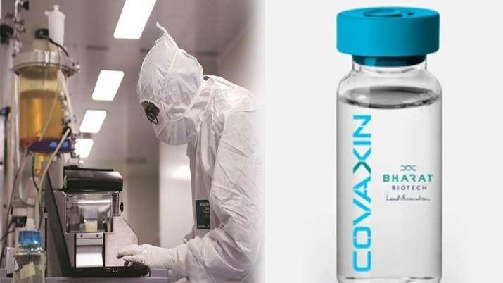 Coronavirus vaccine Covaxin clinical trials