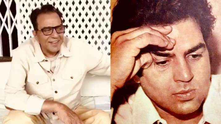 Dharmendra sad to see the condition of his favourite theatre in Ludhiana
