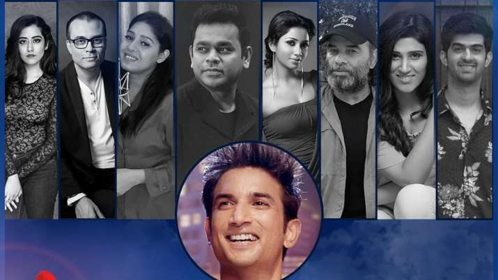 AR Rahman gives musical tribute to Sushant Singh Rajput with Dil Bechara songs