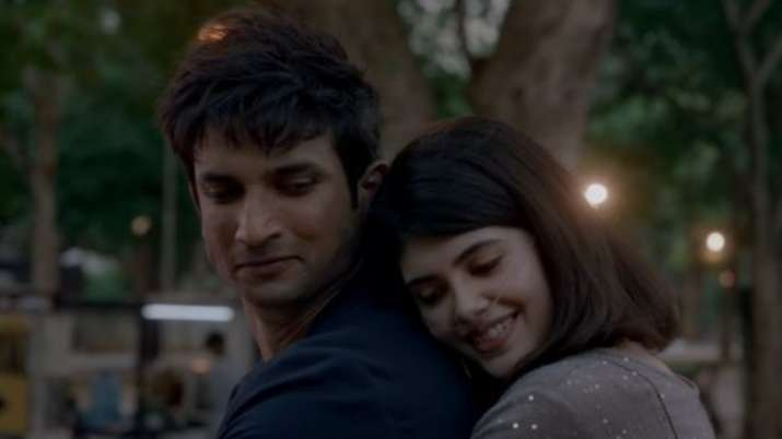 Taare Gin Out: Sushant Singh Rajput, Sanjana Sanghi's song is a treat for all the lovers. Watch vide