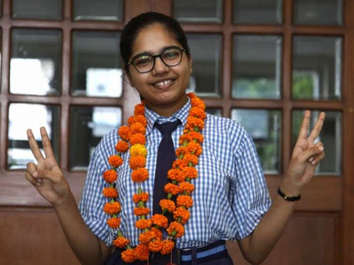 'Unbelievable, it is yet to sink in': Lucknow's Divyanshi Jain who topped Class 12 with 100% marks