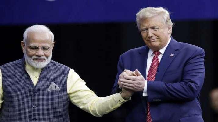 PM Modi, Donald Trump