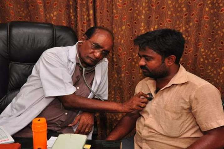 Chennai's beloved '10 rupee doctor' who treated thousands of poor dies after winning COVID-19 battle
