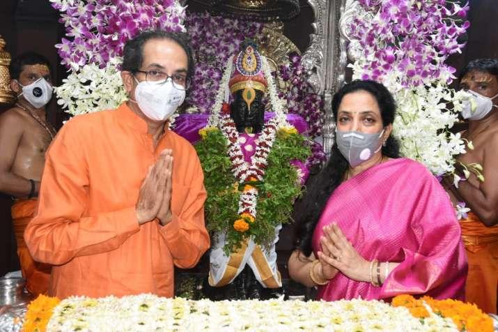 Ashadhi Ekadashi: Maharashtra CM Uddhav Thackeray performs 'mahapooja' at Lord Vitthal temple