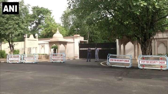 India Tv - Rajasthan Political Crisis Live Updates