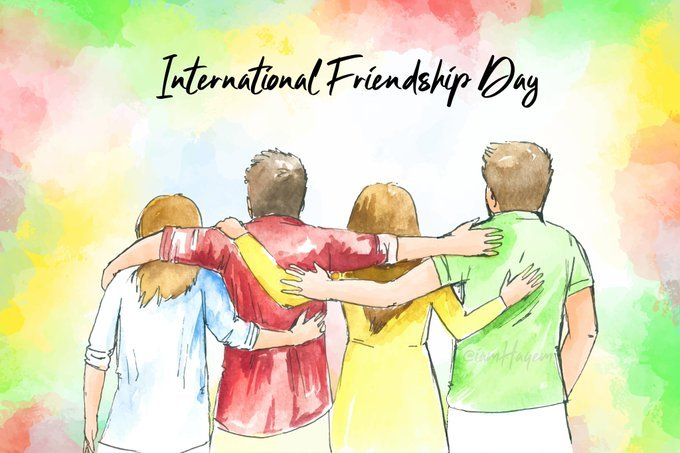 India Tv - International Friendship Day 2020: Send quotes, HD images, wallpapers, WhatsApp messages to your fri