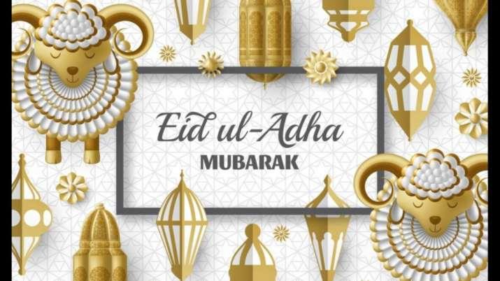 Happy Eid al-Adha 2020 or Bakrid 2020