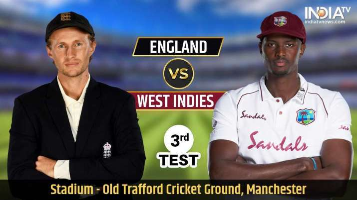 Live Streaming Cricket, England vs West Indies, 3rd Test: Watch ENG vs WI stream live cricket match