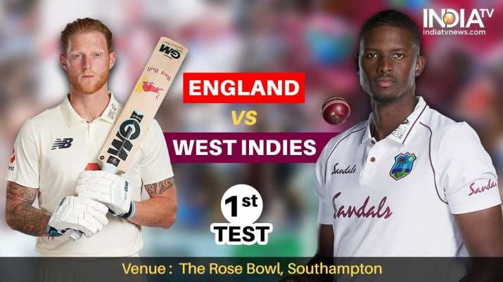 Live cricket Streaming, England vs West Indies 1st Test: Here are the details of when and where to w