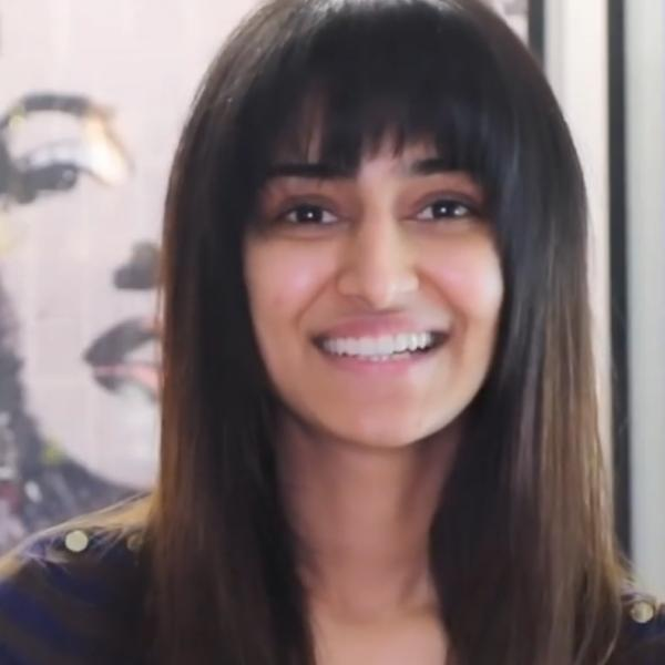 India Tv - Erica Fernandes post haircut
