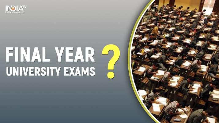 Cancel final year university exams, final semester exams, final year university exams, promote final
