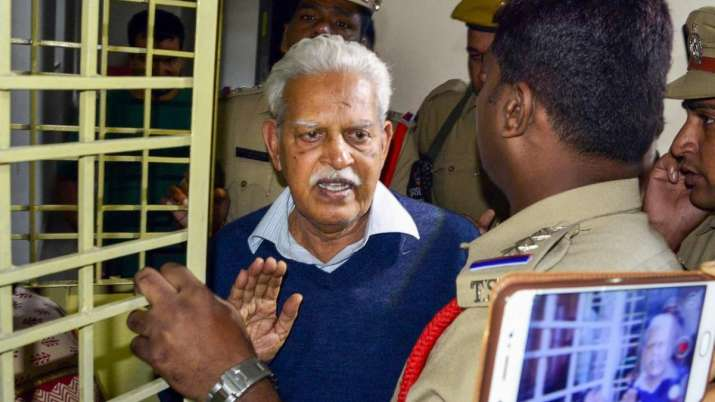 Varavara Rao's family approaches NHRC; seeks updates on his health