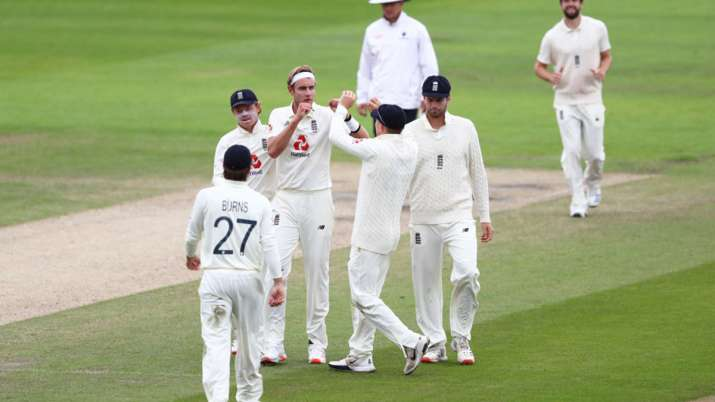 Stuart now stands a wicket away from a having a career