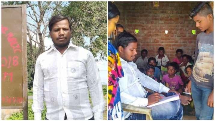 21-yr-old Neeraj Murmu from Jharkhand's Giridih receives prestigious 2020 Diana Award