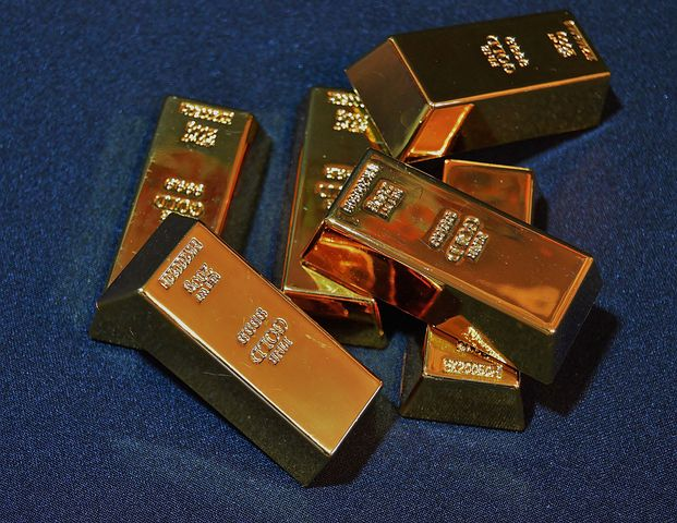 Biggest gold scandal busted in China: 83 tons of gold bars used as loan collateral turned out to be copper thumbnail