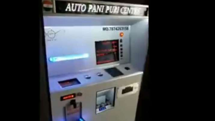 Dil Ro Pada! Twitterati jumps in joy after video of Gol Gappe ATM goes viral