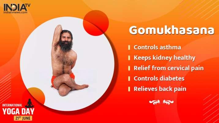 India Tv - Benefits of Gimukhasana