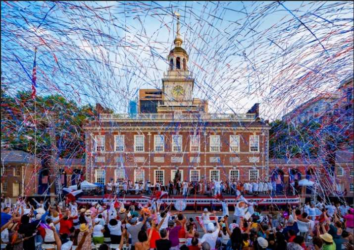 India Tv - Independence Hall