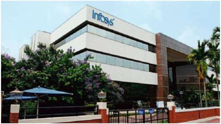 Infosys Q1 net profit up 12.4 per cent to Rs 4,272 crore