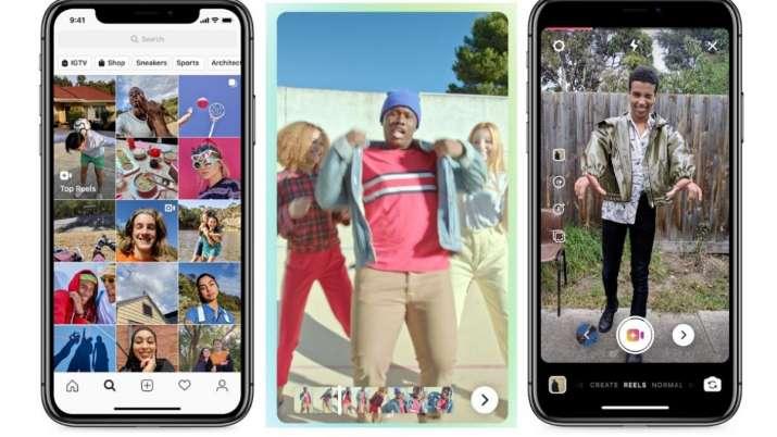 facebook, instagram, instagram reels, reels, reels, feature, 15-second video feature reels, instagra