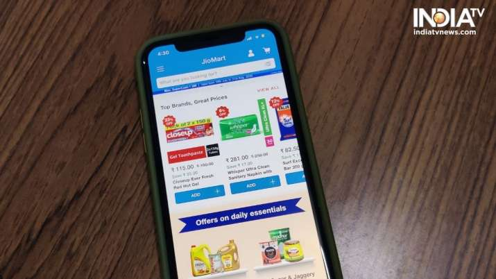 jiomart, jio mart fake website, jiomart news, relience retail, relience retail store notice, relienc