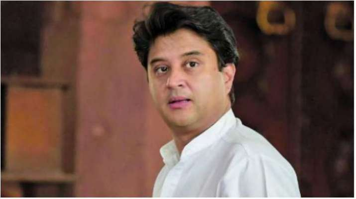 No place for able people in Congress now: Jyotiraditya Scindia