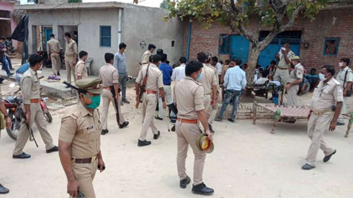 Kanpur Encounter: Cop killer and Vikas Dubey's accomplice arrested