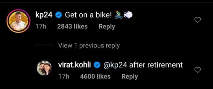 India Tv - Virat Kohli and Kevin Pietersen.