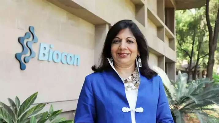 Kiran Mazumdar-Shaw has said Russia is not the world's first country to produce coronavirus vaccine.