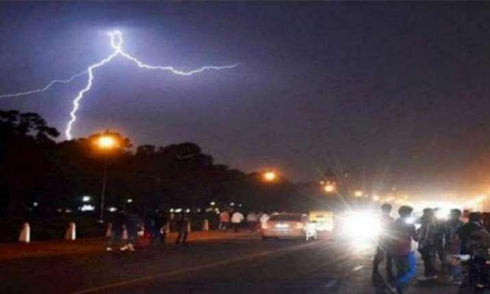 Bengal lightning strike