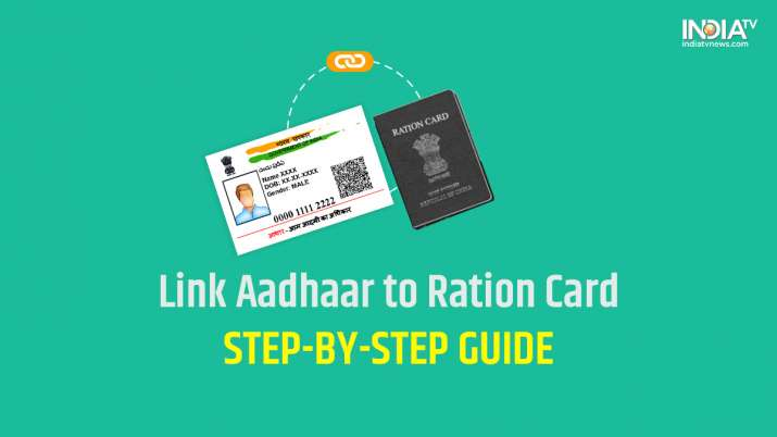 Link Aadhaar to Ration Card: Step-by-step guide