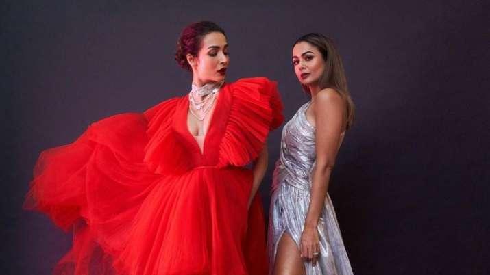 Malaika Arora on sister Amrita: She has been like my own child