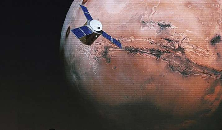 3 countries to send unmanned spacecraft to red planet this week