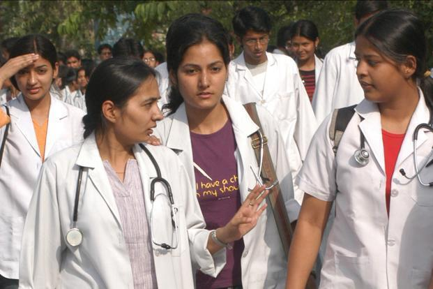 medical students, demand, cancel exams, promotion