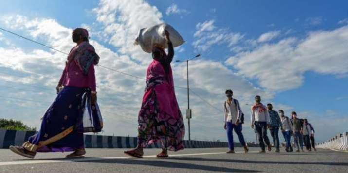 Migrants denied entry in Bengal village, living in forest