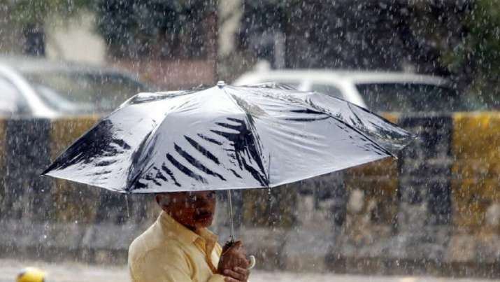 Delhi-NCR wakes up to pleasant rain; IMD forecasts more to follow in coming hours
