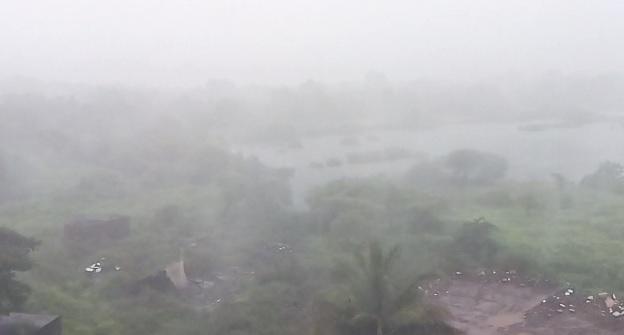 India Tv - Mumbai rains, heavy rainfall, Nayagav