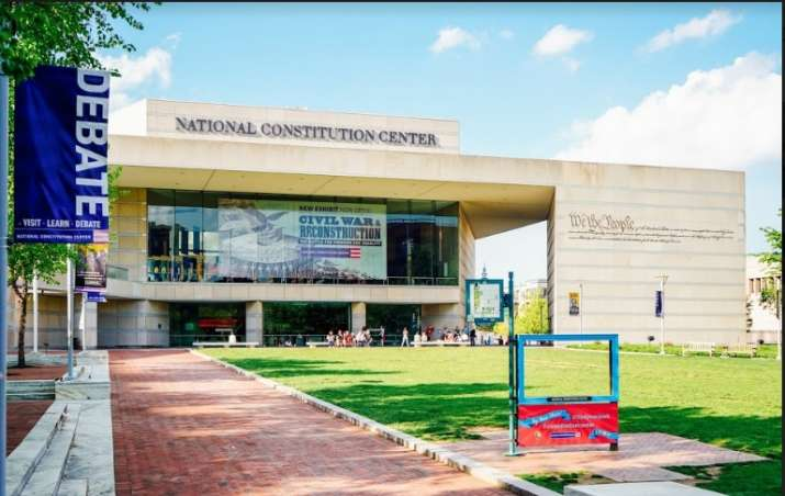 India Tv - The National Constitution Center