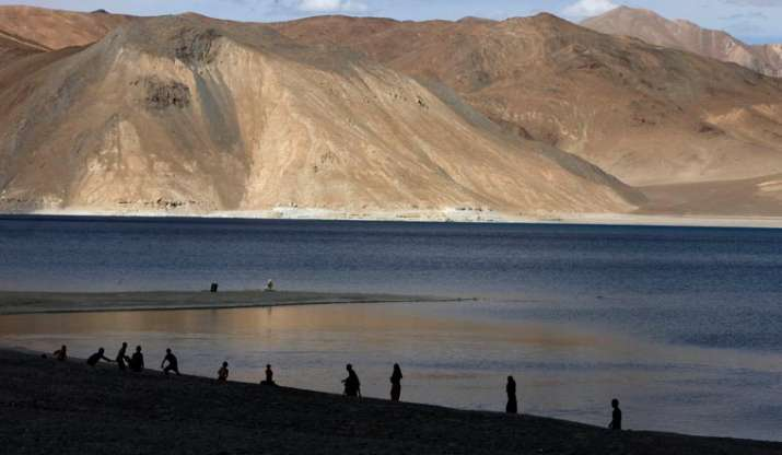Indian spy satellite passes over Tibet, China mobilises troops