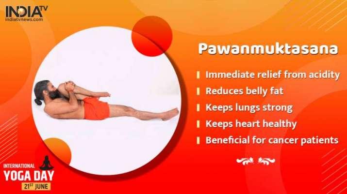 India Tv - Benefits of Pawanmuktasana