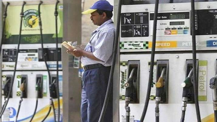 Diesel prices surpass all records, petrol holds ground