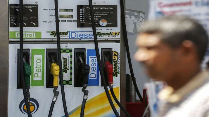 Diesel price scales new high after 25 paise increase