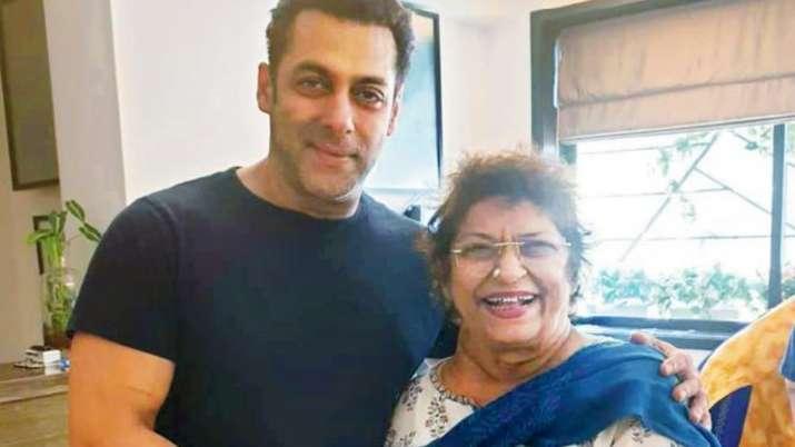 Saroj Khan shared how Salman Khan came forward when she wasn't getting work in Bollywood