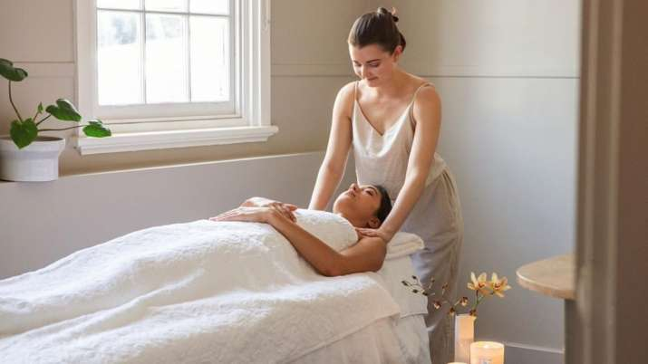 India Tv - How to stay protected while visiting a spa