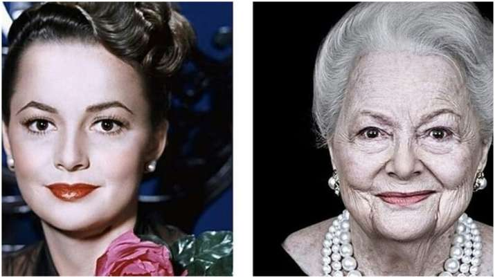 Olivia de Havilland, Gone With The Wind star dies at 104