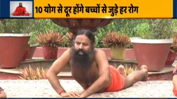 Swami Ramdev suggests effective yoga asanas to increase height, memory and eyesight