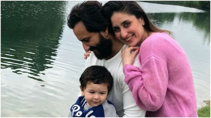 Kareena Kapoor Khan expecting second baby with Saif Ali Khan