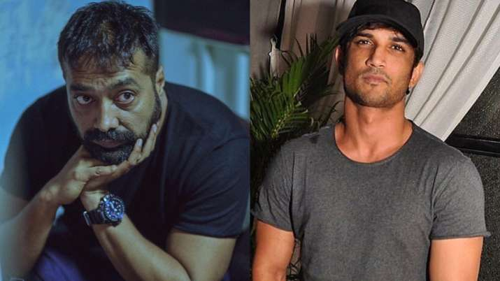 Anurag Kashyap reveals Sushant Singh Rajput was excited to work with Dharma, YRF