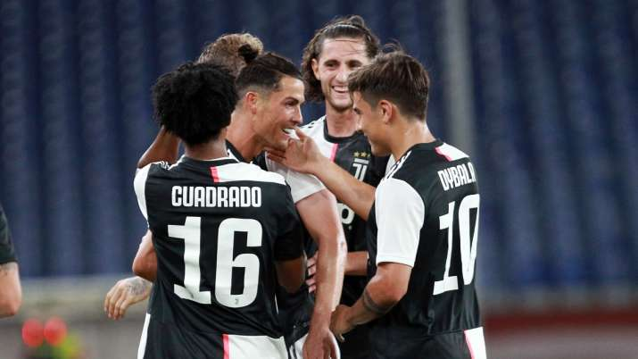 Serie A: Cristiano Ronaldo's rocket powers Juventus to 3-1 win at Genoa
