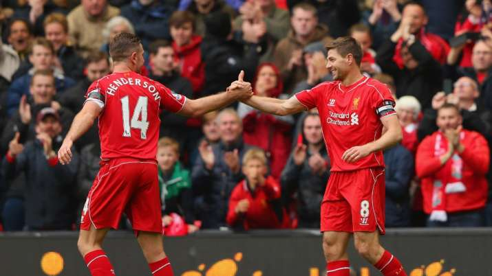 No one will replace Steven Gerrard at Liverpool, says Jordan Henderson